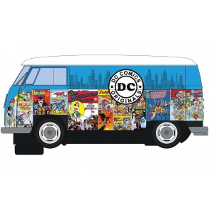 Scalextric VW Panel Van T1b - DC Comics C3933