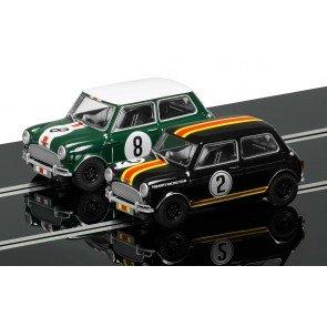 Scalextric Mini Cooper. Touring Car Legends 1964 - C3586a
