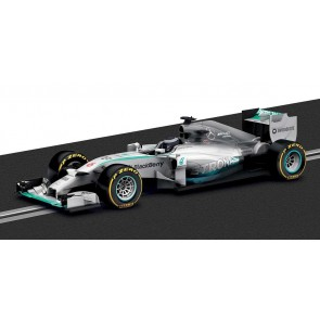 Scalextric Mercedes F1 W05 Hybrid Nico Rosberg (2014) - C3621A