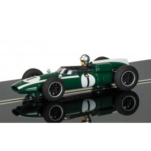 Scalextric Legends Cooper Climax - Jack Brabham - C3658A