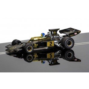 Scalextric Legends JPS Lotus 72D R. Peterson - C3703A