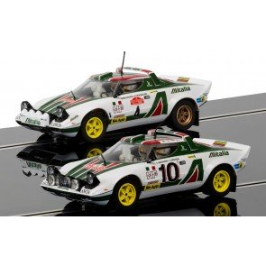 Scalextric Lancia Stratos 1976 Rally Champion - C3894A