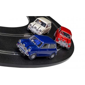 Scalextric 'Diamond Edition' Triple pack 60 years of Mini - C4030A