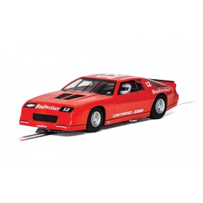 Scalextric Chevrolet Camaro IROC-Z - Red - C4073