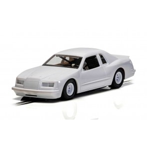 Scalextric Ford Thunderbird 'White' - C4077 - Sale Item-Free shipping N/A.