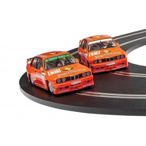 Scalextric BMW E30 M3 - Team Jagermeister Twin Pack - C4110A