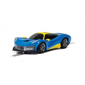 Scalextric Rasio C20 - Metallic Blue C4141