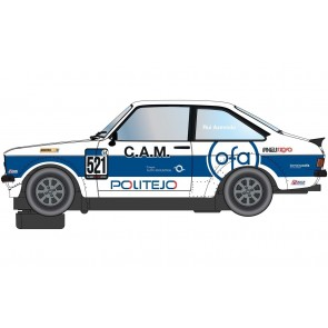 Scalextric Ford Escort MK2 RS2000 - Gulf Edition - C4150