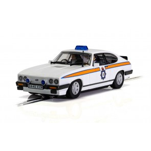 Scalextric Ford Capri MK3 - Greater Manchester Police - C4153