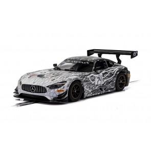 Scalextric Mercedes AMG GT3 - Monza 2019 - RAM Racing - C4162
