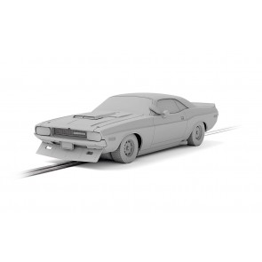 Scalextric Dodge Challenger - Sam Posey No.76 - C4164