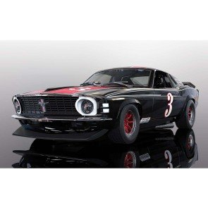 Scalextric Ford Mustang C4014