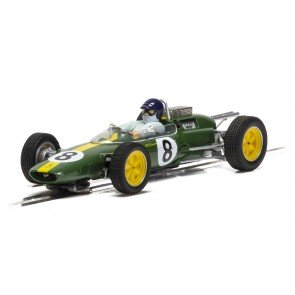 Scalextric Lotus 25, Jim Clark Monza 1963 First World Championship - C4068A