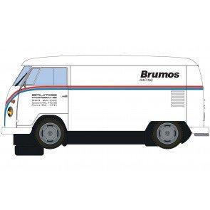 Scalextric VW Panel Van T1b - Brumos Racing - C4086