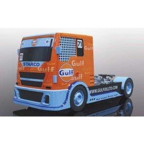 Scalextric Racing Truck 'GULF' - C4089