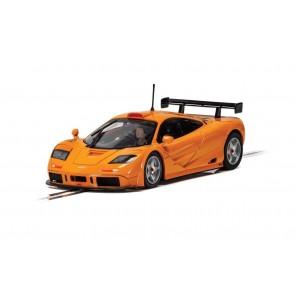Scalextric McLaren F1 GTR - Papaya Orange - C4102