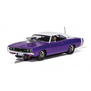 Scalextric New for 2020 > Dodge Charger R/T - Purple - Price TBA