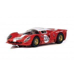 Scalextric 412P - Targa Florio 1967 - C4163