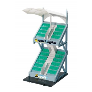 Scalextric Grandstand.