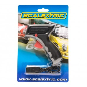 Scalextric adjustable analogue hand controller.
