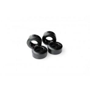 MJK rear tyres - RevoSlot Porsche / Marcos
