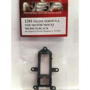 NSR F1 motor support - 1281 - Medium Black