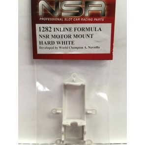 NSR F1 motor support - 1282 - Hard White