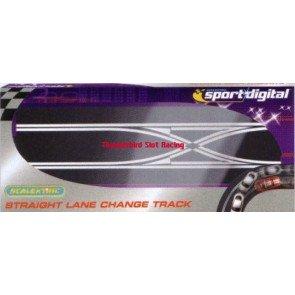Scalextric Digital Lane Change Straight