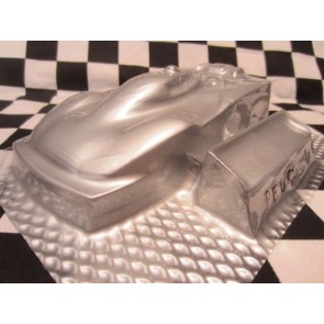 Sunset Racing Shells Peugeot 1/24 Flexi - Clear
