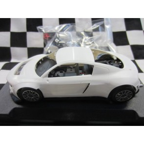 NSR Audi R8 white kit.