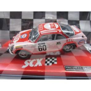 SCX Renault Alpine A110 - A10082