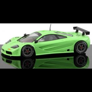 MRSLOTCAR 1/32 Analog RTR McLaren F1 GTR 'Green' Contender Series