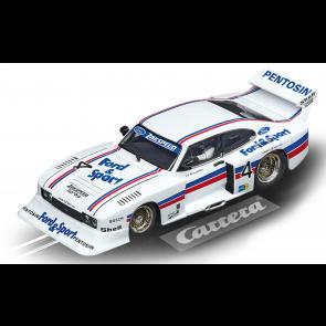 """Carrera 1/32 Ford Capri Zakspeed Turbo """"Lili Reisenbichler, No.4"""" - 27628"""