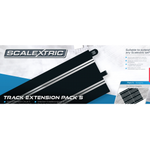 C8554 Scalextric Track Extension Pack 5