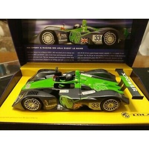 Scalextric MG Lola - Le Mans 2001 #33 Limited Edition 5000 - C2366A