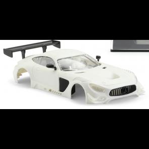 NSR AMG Mercedes white body kit - #1515