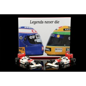 NSR F1 Legends 86/89 Twin Pack SET11 Limited Edition.