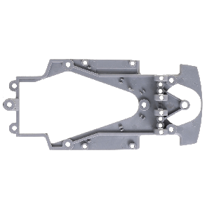 Thunderslot Lola Coupe T70 Chassis - Hard - CHS001G