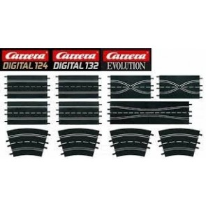 Carrera track exension pack - 26956