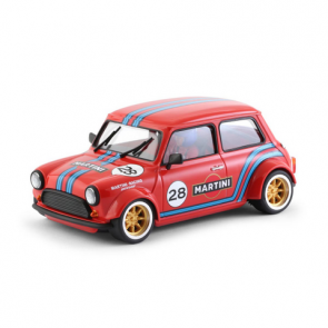 BRM Mini Cooper 1/24 scale BRM090R