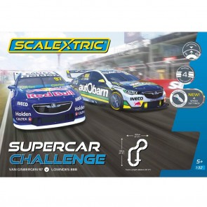 Scalextric V8 Supercar Challenge Set C1400