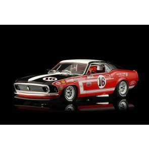 BRM FORD MUSTANG BOSS 302 1969 1/24 scale.