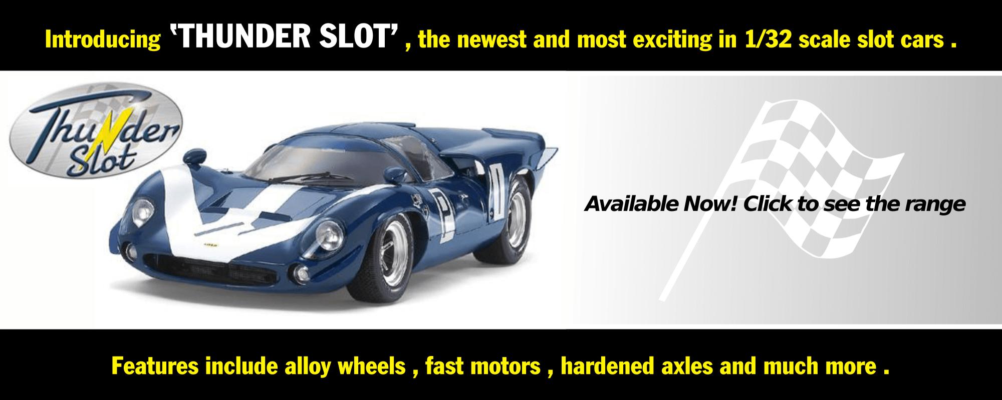 Slots cars